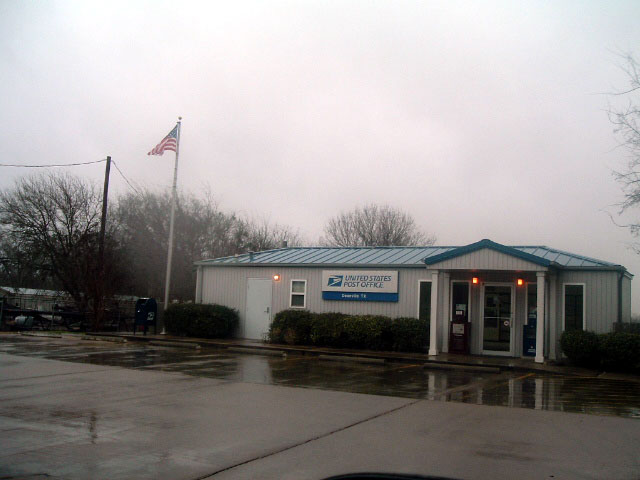 Photo of Deanville Post Office