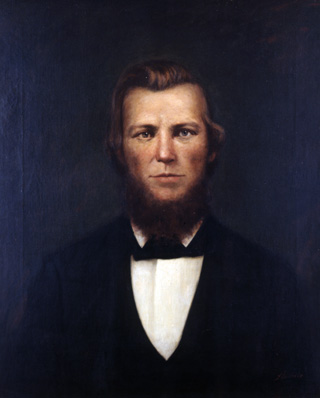 Pendleton Murrah, governor of Texas from November 5, 1863 to June 17, 1865